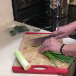Spanakorizo: Spinach & Rice Recipe.