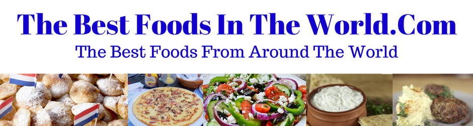 Best Foods In The World.Com